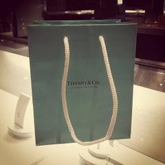 Photo taken at Tiffany & Co. by Bhavika R. on 7/11/2013
