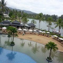 Photo taken at Angsana Laguna Phuket by JH K. on 7/8/2013