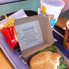 Photo taken at McDonald's by Igor K. on 8/4/2013