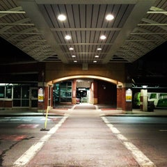Photo taken at Burlington International Airport (BTV) by Redmond on 4/29/2013