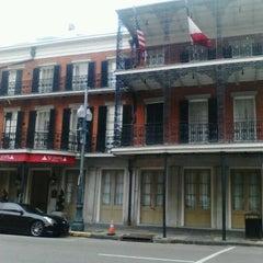 Photo taken at Saint James Hotel New Orleans by Kurt C. on 2/7/2013