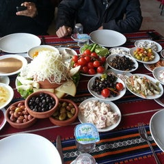 Photo taken at Köy Konağı by Simge S. on 3/18/2013