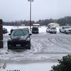 Photo taken at Candlewood Suites Fayetteville Fort Bragg by B K. on 2/13/2014