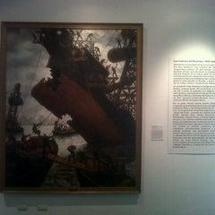 Photo taken at Museo  Nacional de Bellas Artes by Connie S. on 1/24/2014