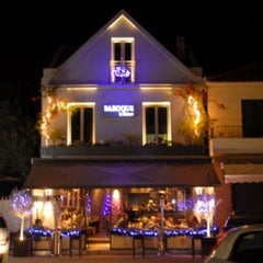 Photo taken at Baroque - Le Bistrot by Akis K. on 12/10/2013