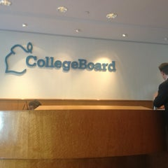 Photo taken at The College Board by Michael L. on 4/8/2013