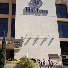 Photo taken at Hilton Austin by Stephenie R. on 3/12/2013