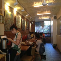 Photo taken at Il Caffe Latte by Katie H. on 6/15/2013