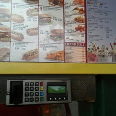Photo taken at SONIC Drive In by Elaine P. on 2/20/2013