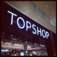 Photo taken at Topshop by Michael S. on 10/19/2012