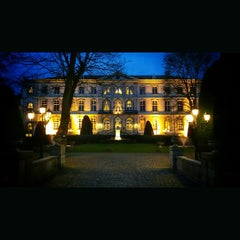 Photo taken at Van der Valk Hotel Kasteel Bloemendal by Chris N. on 2/14/2015