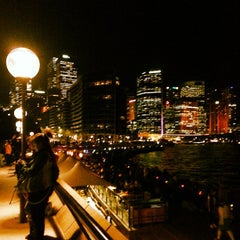 Photo taken at Circular Quay Ferry Terminal by Handy S. on 6/4/2013