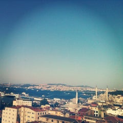 Photo taken at Ağa Kapısı by İsmail S. on 6/25/2013