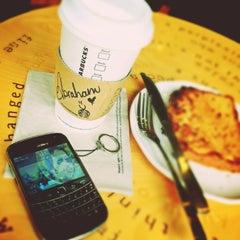 Photo taken at Starbucks by Ibrahim B. on 3/25/2013