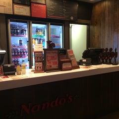 Photo taken at Nando's by Ibrahim B. on 1/2/2014