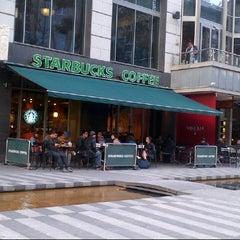Photo taken at Starbucks by Ibrahim B. on 5/17/2013