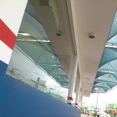 Photo taken at Supermercado Meschke by Weber C. on 9/30/2012