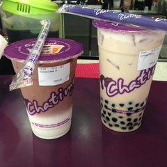 Photo taken at Chatime by Xinying T. on 7/4/2013