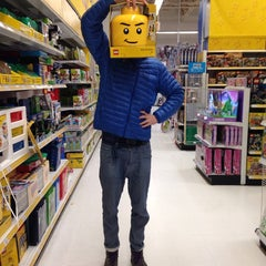 """Photo taken at Toys""""R""""Us by Andrew Z. on 3/1/2014"""
