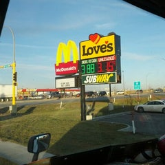 Photo taken at Love's Travel Stop by Trucker4Harvick . on 11/21/2012