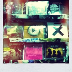 Photo taken at Pure Pop Records by Jane A. on 9/30/2012