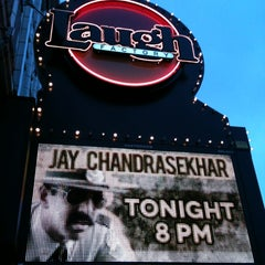 Photo taken at Laugh Factory by Steve M. on 4/20/2013