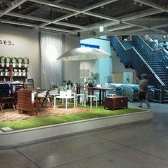 Photo taken at IKEA 港北 by Koji N. on 6/16/2013