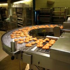 Photo taken at Krispy Kreme by papa r. on 3/28/2013