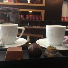 Photo taken at Renata Arassiro Chocolates by Evgenia L. on 4/25/2015