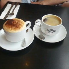Photo taken at The Coffee Club by Вера М. on 7/14/2013
