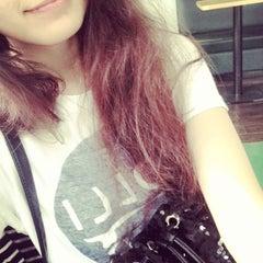 Photo taken at Effoc Cafe by SeiSei on 7/27/2013