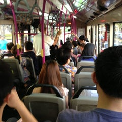 Photo taken at SBS Transit: Bus 36 by Taku 目. on 8/29/2013