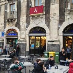 Photo taken at Caffè del Duomo by Taku 目. on 2/2/2014