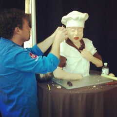 Photo taken at The Chocolate Show by The Starving Artist on 11/9/2012