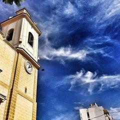 Photo taken at Parroquia de San Vicente Ferrer by Jose Joaquin O. on 10/20/2013