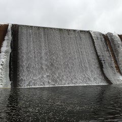 Photo taken at Evergreen Dam by Jenne B. on 12/14/2012