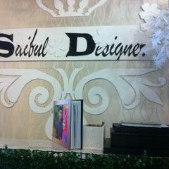 Photo taken at Saiful Designer by Epalaten on 3/13/2014