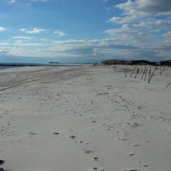 Photo taken at Civic Beach (Point Lookout) by pat b. on 11/4/2012