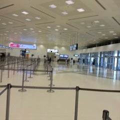 Photo taken at Arrival Terminal by Emiliya A. on 3/24/2013
