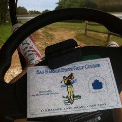 Photo taken at Sag Harbor Golf Club by AP L. on 6/14/2013