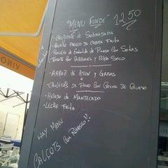 Photo taken at La Jarela by Jose V. on 11/17/2012