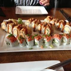 Photo taken at Blue Sushi Sake Grill by Amanda V. on 4/5/2013