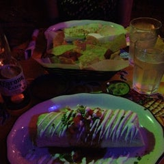 Photo taken at Mama Iguana's by Eziquio L. on 7/13/2014