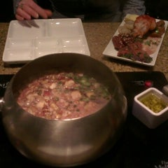Photo taken at The Melting Pot by Steveo S. on 2/15/2013