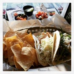 Photo taken at Picante! Fresh Mexican Grill by Derek D. on 3/12/2015