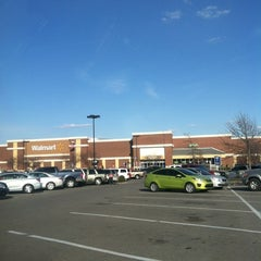 Photo taken at Walmart Supercenter by RickyCookie E. on 3/27/2013