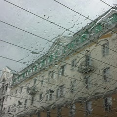 Photo taken at Volkhov Hotel Veliky Novgorod by Настюшка on 7/23/2013