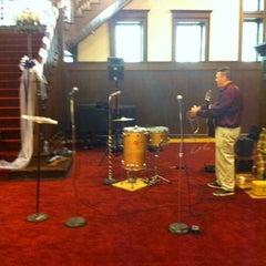 Photo taken at Wichita Scottish Rite by Jonathan E. on 4/2/2013