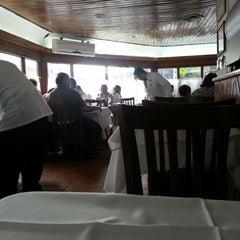 Photo taken at Planeta's Restaurante by João P. on 4/27/2013