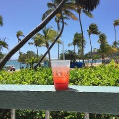 Photo taken at Bolongo Bay Beach Resort by Sara D. on 3/6/2015